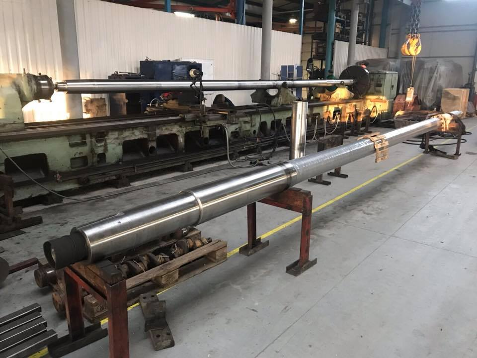 Propeller shaft by Electric Engineering Ltd.